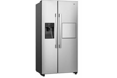 Холодильник Gorenje NRS9181VXB нержавеющая сталь (двухкамерный)