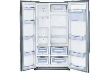 Холодильник Bosch KAN90VI20R нержавеющая сталь/серый (двухкамерный)