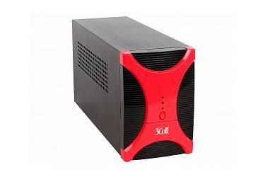 ИБП 3Cott 3C-850-MCSE, SOHO II Series, 850 ВА / 480 Вт линейно-интерактивный