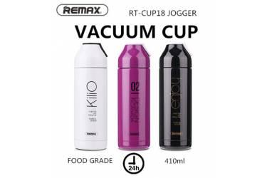 Термос Remax RT-CUP18 (фиолетовый 410 мл)