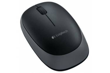 Компьютерная мышь Logitech Wireless Mouse M165 черная