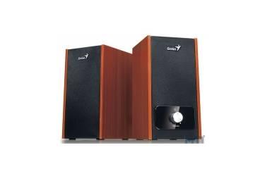 Компьютерная акустика Genius SP-HF365B 2.0 коричневая
