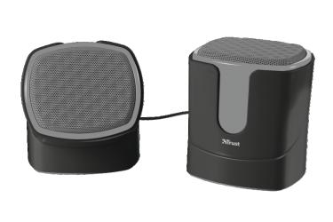 Компьютерная акустика Trust Twizt rotating 2.0 speaker set
