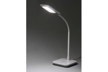 Светильник настольный светодиодный Smartbuy-7W/NW/3-S Dim/W Белый - диммер, сенсор
