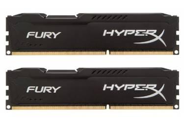 Память DDR3 2x4Gb 1600MHz Kingston HX316C10FBK2/8 RTL PC3-12800 CL10 DIMM 240-pin 1.5В