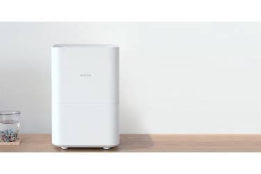 Увлажнитель воздуха (мойка) Xiaomi Smartmi Zhimi Air Humidifier 2 (белый) (CJXJSQ02ZM)+