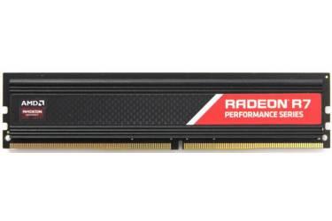 Память DDR4 2x4Gb 2400MHz AMD R748G2400U1K RTL PC4-19200 CL15 DIMM 288-pin 1.2В