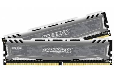 Память DDR4 2x8Gb 2400MHz Crucial BLS2C8G4D240FSB RTL PC4-19200 CL16 DIMM 288-pin 1.2В kit