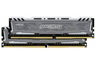 Память DDR4 2x16Gb 2400MHz Crucial BLS2C16G4D240FSB RTL PC4-19200 CL16 DIMM 288-pin 1.2В kit