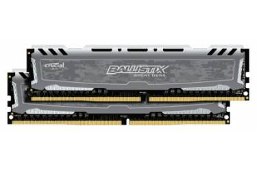 Память DDR4 2x4Gb 2400MHz Crucial BLS2C4G4D240FSB RTL PC4-19200 CL16 DIMM 288-pin 1.2В kit