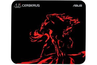 Коврик для мыши Asus CERBERUS MAT MINI черный/красный