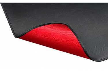 Коврик для мыши Asus ROG SCABBARD черный/красный