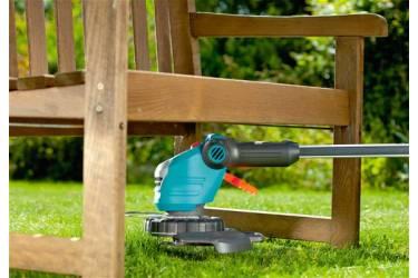 Триммер электрический Gardena ComfortCut 450/25 450Вт реж.эл.:леска
