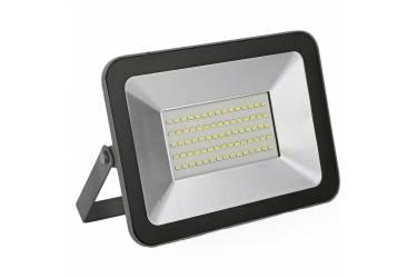 Светодиодный (LED) прожектор FOTON_ SMD - 70W/6400K/IP65 _серый