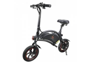 Электровелосипед Kugoo JILONG V1 400W 7.5 Ah Black