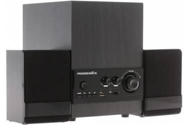 sp Dialog Progressive AP-170 колонки 2.1 8W+2*3W RMS,BT, FM, USB+SD reader