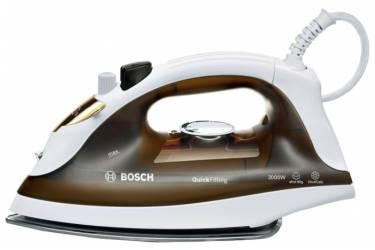 Утюг Bosch TDA2360 2000Вт коричневый нержавеющая сталь Inox