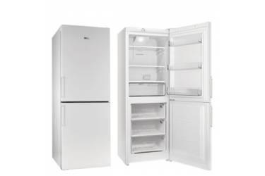 Холодильник Stinol STN 167 S серебро двухкамерный 290 л(х184,м106) ВхШхГ167x60x64 см No Frost