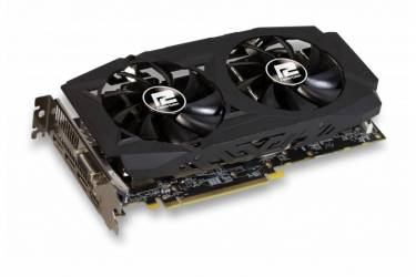 Видеокарта PowerColor PCI-E AXRX 580 8GBD5-3DHDV2/OC AMD Radeon RX 580 8192Mb 256bit GDDR5 1350/8000 DVIx1/HDMIx1/DPx3/HDCP Ret