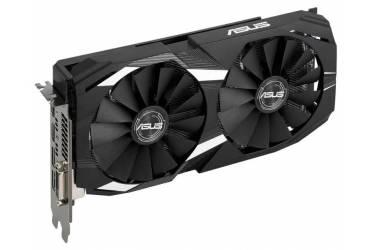 Видеокарта Asus PCI-E DUAL-RX580-O4G AMD Radeon RX 580 4096Mb 256bit GDDR5 1360/7000 DVIx1/HDMIx2/DPx2/HDCP Ret