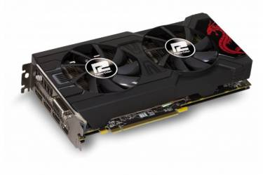 Видеокарта PowerColor PCI-E AXRX 570 4GBD5-3DHD/OC AMD Radeon RX 570 4096Mb 256bit GDDR5 1250/7000 DVIx1/HDMIx1/DPx3/HDCP Ret