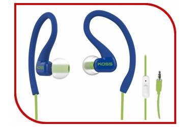 Наушники Koss KSC32iB накладные с микрофоном Blue
