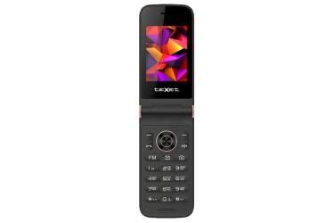 Мобильный телефон teXet TM-401 цикламен