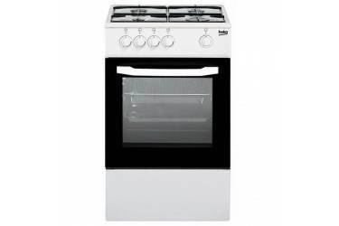 Плита Газовая Beko FCSG 42002 W белый