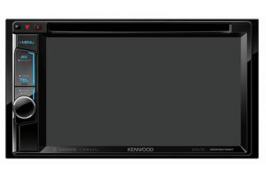 Автомагнитола CD DVD Kenwood DDX-5016BTR 2DIN 4x40Вт