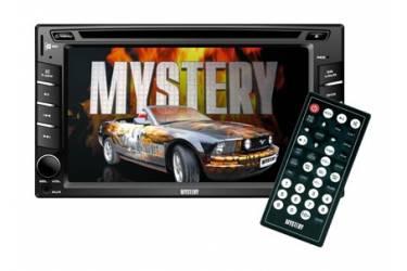 Автомагнитола CD DVD Mystery MDD-6220S 2DIN 4x50Вт