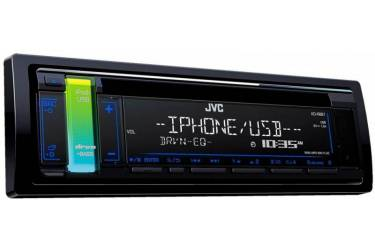 Автомагнитола CD JVC KD-R681 1DIN 4x50Вт