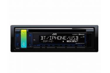Автомагнитола CD JVC KD-R881BT 1DIN 4x50Вт
