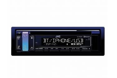 Автомагнитола CD JVC KD-R889BT 1DIN 4x50Вт