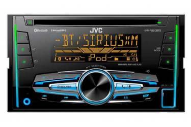 Автомагнитола CD JVC KW-R920BT 2DIN 4x50Вт