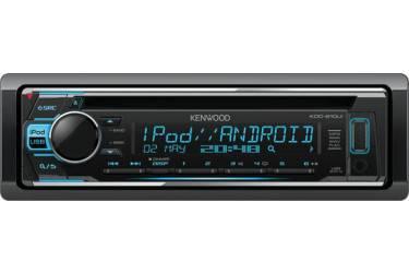 Автомагнитола CD Kenwood KDC-210UI 1DIN 4x50Вт