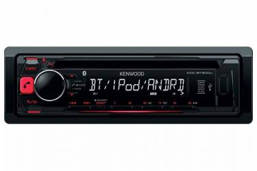 Автомагнитола CD Kenwood KDC-BT500U 1DIN 4x50Вт
