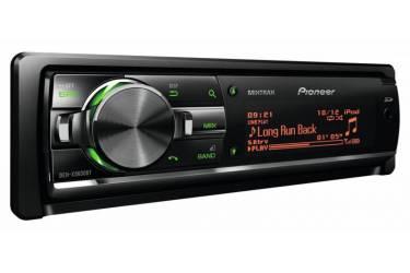 Автомагнитола CD Pioneer DEH-X9600BT 1DIN 4x50Вт