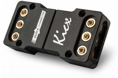 Коннектор Kicx Quick Connector черный