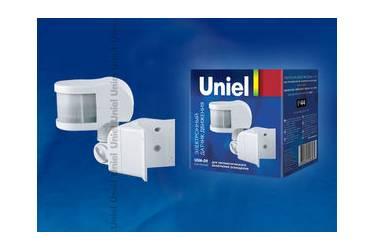Занавес светодиодный с контроллером Uniel ULD-C1515-160/DWK WHITE IP67, соединяемый, 160 светодиодов