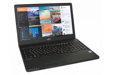 "Ноутбук Fujitsu LifeBook A555 Core i3 5005U/4Gb/500Gb/DVD-RW/Intel HD Graphics/15.6""/FWXGA (1366x768)/Windows 10 Home Multi Language 64/black/WiFi/BT/Cam"