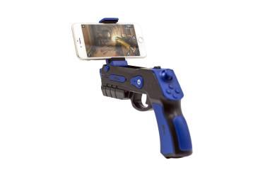 Игровой манипулятор RITMIX GP-056 BTH Black Blue