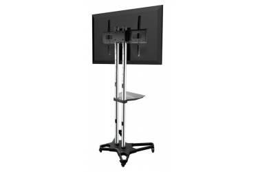 """Подставка для телевизора Arm Media PT-STAND-1 серебристый 32""""-70"""" макс.70кг напольный фиксированный"""