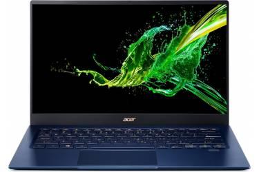 "Ультрабук Acer Swift 5 SF514-54GT-77G8 Core i7 1065G7/16Gb/SSD1Tb/NVIDIA GeForce MX350 2Gb/14""/IPS/Touch/FHD (1920x1080)/Windows 10/blue/WiFi/BT/Cam"