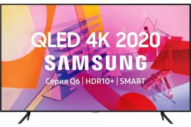 """Телевизор Samsung 75"""" QE75Q60TAUXRU"""