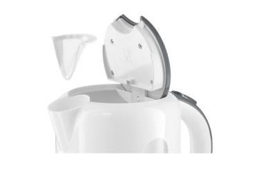 Чайник электрический Bosch TWK7601 1.7л. 2200Вт белый (корпус: пластик)