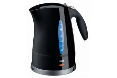 Чайник электрический Braun WK300 1.7л. 2280Вт черный (корпус: пластик)