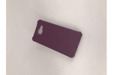 Чехол-книжка Aksberry для Apple iPhone 5/5s/5se (фиолетовый)