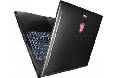 "Ноутбук MSI GS63VR 7RG(Stealth Pro 4K)-093RU Core i7 7700HQ/16Gb/2Tb/SSD512Gb/nVidia GeForce GTX 1060 6Gb/15.6""/IPS/UHD (3840x2160)/Windows 10/black/WiFi/BT/Cam"