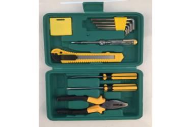 Набор инструментов 11 предметов, отверт.,тестер, плоског.,рулетка,ключи шестигр. Smartbuy Tools One