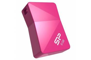 USB флэш-накопитель 16GB Silicon Power Touch T08 розовый USB2.0